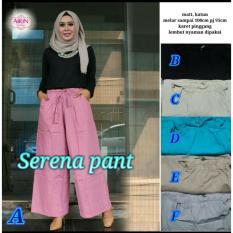 Serena Pant A (Pink) ~ Serena Pants ~ Cullotes ~ Cullote ~ Celana Kulot