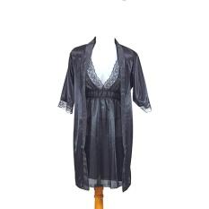 Beli Set Lingerie Kimono Inner Lingerie Baju Tidur S*xy Murah Us Free G Strings For Bridal Shower And Others Di Dki Jakarta