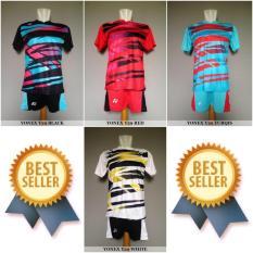 Setelan Badminton / Bulutangkis Yonex Y29 (Baju Kaos Jersey Celana)