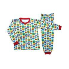 Setelan Baju Tidur Piyama Anak Laki-Laki Lengan Panjang PA001-1