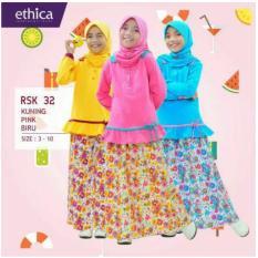 Setelan Ethica RSK 32 Pink Size 3