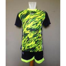 Setelan Futsal / Sepakbola / Soccer Under Armour UA01 (Baju Kaos Celana)