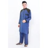 Setelan Gamis Al Thaf Pakaian Gamis Muslim Pria Fashion Al Isra Terbaru