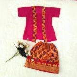 Setelan Kutubaru Anak Baju Kartini Kutubaru Kartini Baju Batik Anak 2 4 Tahun Diskon Akhir Tahun