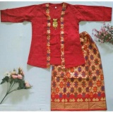 Spesifikasi Setelan Kutubaru Anak Kutubaru Anak Baju Kartini Anak 8 10 Tahun Baru