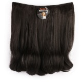 Promo Seven 7 Revolution Hair Clip Short Blow Black Big Layer 40 Cm Hitam Hairclip Korea Murah