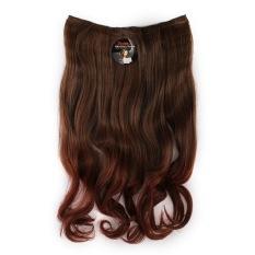 Seven 7 Revolution Hairclip Premium Ombre No 6 - Hair Clip Klip Korea