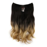 Jual Seven 7 Revolution Hairclip Premium Ombre No 9 Hair Clip Klip Korea Import
