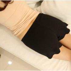 Sexy Jacquard Korea Short Hot Pant Celana Pendek Wanita Pinggang Karet