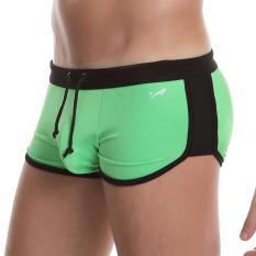 Sexy Mens Olahraga Menjalankan Swim Shorts Celana Dalam Celana Boxer Ringkas Trunk Gn/l-Intl By Calvinstore.