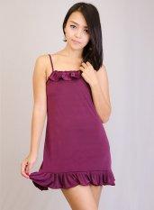 Toko S*Xy Sleep Lingerie Babydoll Ss91 Purple Online Jawa Timur