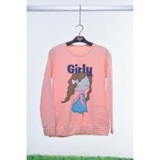 Jual Beli Seyes Sweater Wanita Lengan Panjang Girly 4964 Babytery Spandex Lembut Indonesia