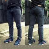 Sfo Celana Oldgrey Skinny Jeans Pria Slimfit Melar Diskon Jawa Barat