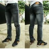 Beli Sh Blackfield Celana Jeans Pria Model Skiny Fit Pria Abu Tua Scrub Yang Bagus