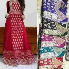 SHAKIRA DRESS * GAUN INDIA JERSEY