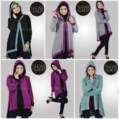Shejab Keena - Long Cardy Spandex - Jual Hijab & Baju Muslim Online