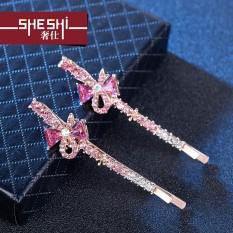 ... Hiasan Kepala Pengantin Aksesoris Rambut Perhiasan-IntlIDR52323. Rp 53.700. Sheshi Gaya Korea jepit ...