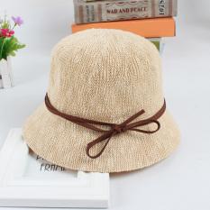 Spesifikasi Shimaer Musim Panas Perempuan Topi Matahari Topi Topi Beige Oem Terbaru