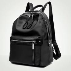 Spesifikasi Shine New Kain Oxford Wanita Shoulder Bag Fashion Travel Wild Backpack Warna Hitam Intl Shine