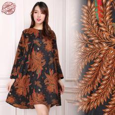 Top 10 Shining Collection Atasan Blouse Batik Kalula Kemeja Long Tunik Wanita Online