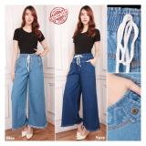 Jual Shining Collection Celana Kulot Jeans Panjang Tika Long Pants Wanita Grosir