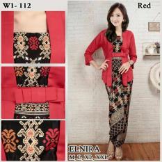 Tips Beli Shining Collection Stelan Kebaya Cantika Kebaya Batik Merah Yang Bagus