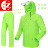 Jual Shishang Pria Dan Wanita Dewasa Membagi Jas Hujan Jas Hujan Hujan Celana Neon Hijau Versi Kenyamanan Baju Wanita Jaket Wanita Satu Set
