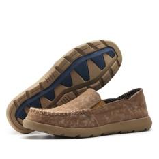 Spesifikasi Sepatu Ukuran Besar Lazy Sepatu Pria Sailboat Sepatu Sepatu Santai Bernapas Kanvas Sepatu Nyaman Mengemudi Peas Sepatu Intl Terbaik