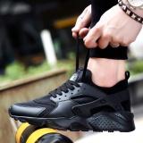 Jual Sepatu Pria 2017 Baru Kedatangan Sepatu Kasual Outdoor Menjalankan Olahraga Sneakers Pria Putih Hitam Merah Ukuran 39 45 Intl Original