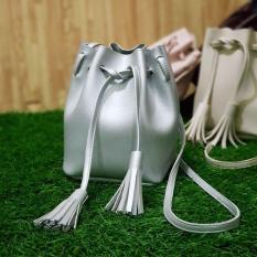 Shoesbagoes - Tas Selempang Bucket Bag Miniso - Tas Serut - Sling bag