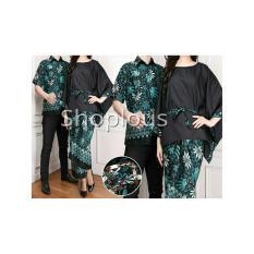 Shoplos Baju coupel ZZ/ Baju Coupel Tina/ Baju Pesta / Baju Pasangan batik / Batik Coupel / Gamis Coupel/ Baju Family / Baju Ayah Bunda/Baju coupel/Baju Batik Coupel / Baju Batik