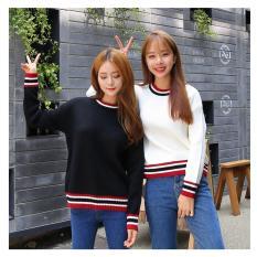 Review Shoppaholic Shop Sweater Wanita Wanda Putih Sweater Wanita Baju Hangat Baju Tebal Sweater Panjang Kaos Sweater Di Dki Jakarta