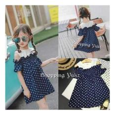 Rp 49.000. Shopping Yukz Dress Anak Cewek SABRINA ...