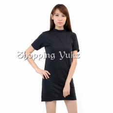 Toko Shopping Yukz Dress Wanita Mia Black Shopping Yukz Di Dki Jakarta