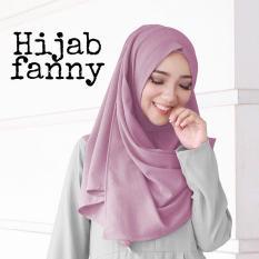 Shopping Yukz Jilbab Kerudung Pasmina Instan HIJAB FANNY / Hijab Instan / Bergo Instan / Khimar Instan / Jilbab Instan / Kerudung Instan / Pashmina Instan