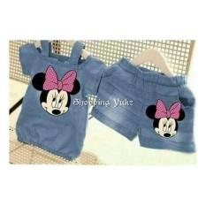 Shopping Yukz Setelan Atasan Baju dan Celana Anak Cewek MINI MOSE / Setelan Anak / Baju Anak Cewek / Atasan Anak Cewe / Celana Anak Cewe / Setelan Anak Murah / Setelan Kartun