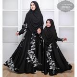 Tips Beli Silentriver88 Gamis Muslim Syar I Ibu Dan Anak Maxmara Rebeca Couple