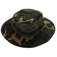 Silver Knight Hat Topi Rimba Jaring - Loreng