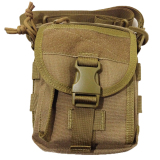 Toko Silver Knight Tas Slempang Army Sling Bag 9058 Coklat Yang Bisa Kredit