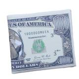 Spesifikasi Gaya Sederhana Dollar Dollar Pola Printing Creative Paragraf Pendek Pria Dompet C Bagus