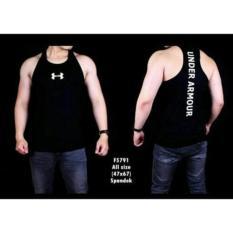 Promo Singlet Baju Kaos Fitness Gym Training Fitnes