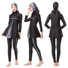sinoday-3pcsset-ladies-full-cover-muslim-swimwears-swimsuits-beachwear-long-modest-islamic-hijab-swimming-burkinis-intl-5244-59908873-89fe5bb7d42db33f62b19d91f9d63888-catalog_233 Baju Renang Wanita Hijab Terbaik dilengkapi dengan List Harganya untuk minggu ini