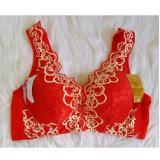 Tips Beli Siseksi Bra Penekan Lemak Push Up Tanpa Kawat Busa Tebal 848 Size 38 Merah Yang Bagus