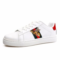 Diskon Besarsize 36 44 Men Women Casual Shoes High Quality Couple Fashion Sneaker Casual Embroidery Sport Shoes Intl