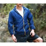 Harga Sk Sa Men S Windproof Jacket Sun Perlindungan Uv Terkompresi Kulit Untuk Pria Sport Outdoor Menjalankan Hiking Jaket Intl Asli