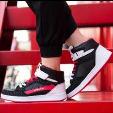 Skateboard Sepatu, Boyshoes, Sepatu Fesyen, Rekreasi Sepatu-Intl By Footprint.
