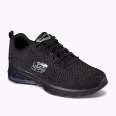 Jual Skechers Air Varsity Men S Sneakers Shoes Hitam Murah