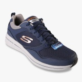 Ulasan Lengkap Skechers Burst 2 Men S Sneakers Navy