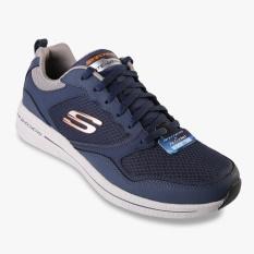 Beli Skechers Burst 2 Men S Sneakers Navy Dengan Kartu Kredit
