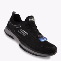 Jual Skechers Burst Tr Men S Sneakers Shoes Hitam Branded